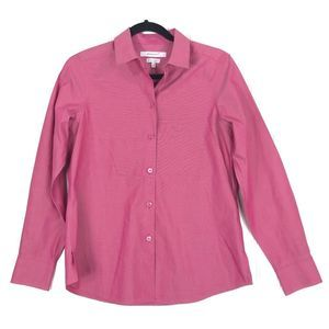 Foxcroft Heritage Non Iron button front shirt 8340